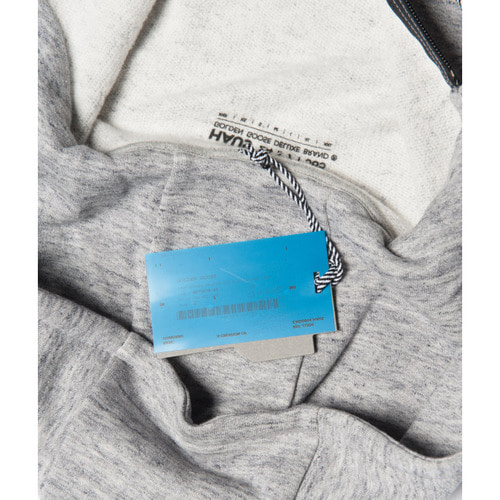 [골든구스] HOODED SWEATER ZIP G27U578A3