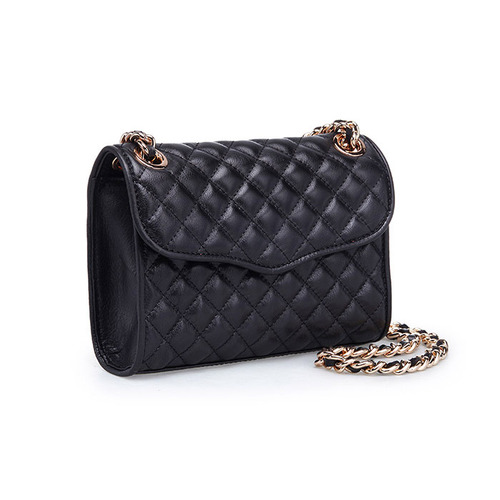 [레베카밍코프] MINI QUILTED AFFAIR HH14RFCD01-BLK