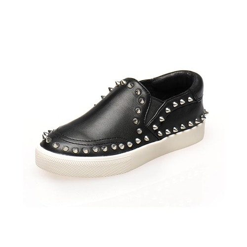 [ASH] IDYLE SLIP-ON BLACK 110134-003