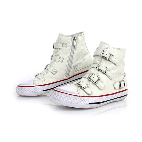 [ASH] VIRGIN SNEAKERS 87462-015 WHITE