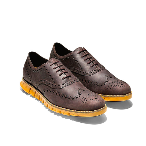 [COLE HAAN] ZEROGRAND Wingtip Oxford C23735