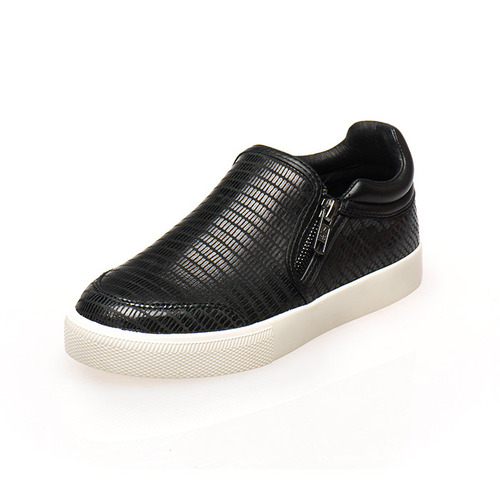 [아쉬] INTENS SLIP-ON BLACK 107899-001B (B급상품)