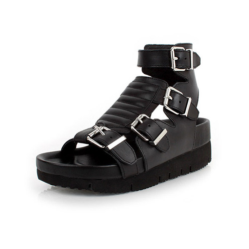 [아쉬] TRIBAL SANDAL 107161-001B (B급상품)
