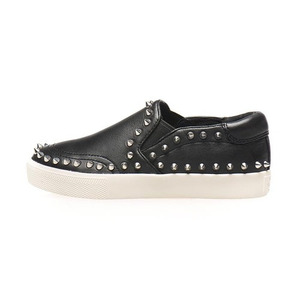 [아쉬] IDYLE SLIP-ON BLACK 110134-003B (B급상품)