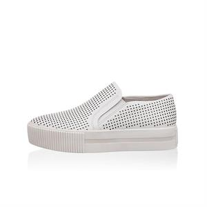 [ASH] CURT SLIP-ON WHITE 106566-004