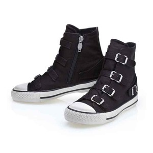 [ASH] VIRGIN BIS SNEAKERS 894819-CVSBLK
