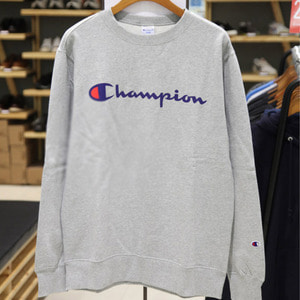 [챔피온] CHAMPION JAPAN X WEGO SWEAT-GREY _CMP8-GREY